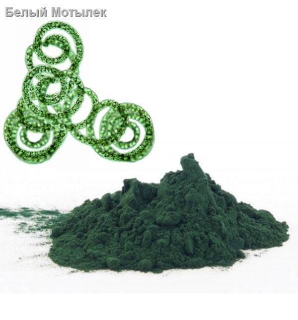 Пудры растительные и минеральные добавки