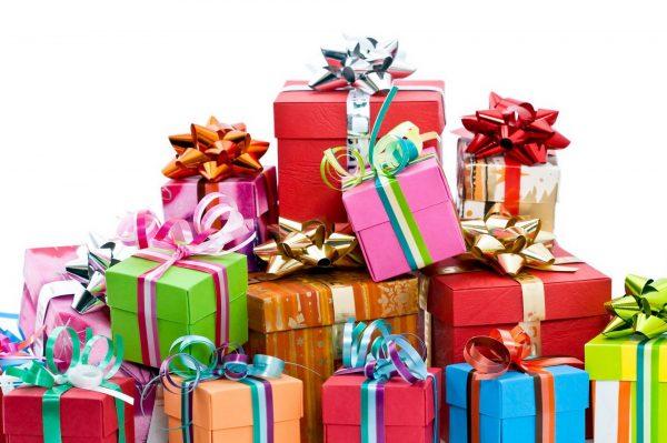 Подарки от суммы